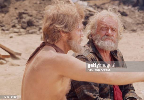 Roger Davis Will Geer appearing in the Walt Disney Television via Getty Images series 'Alias Smith and Jones' episode 'Smiler with a Gun'