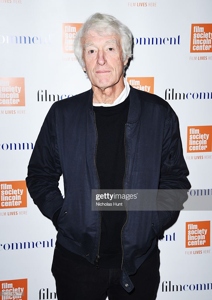 Roger Deakins attends the 2016 Film Society Of Lincoln Center Luncheon at Scarpetta on January 5, 2016 in New York City.