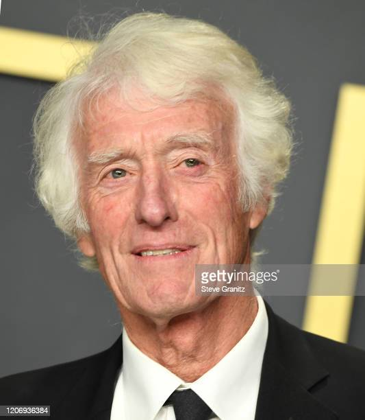 Roger Deakins poses at the 92nd Annual Academy Awards at Hollywood and Highland on February 09, 2020 in Hollywood, California.
