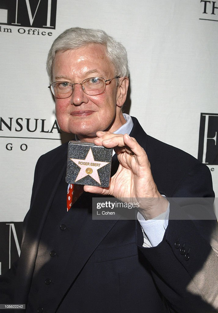 Chicago Organizations Host Party for Roger Ebert