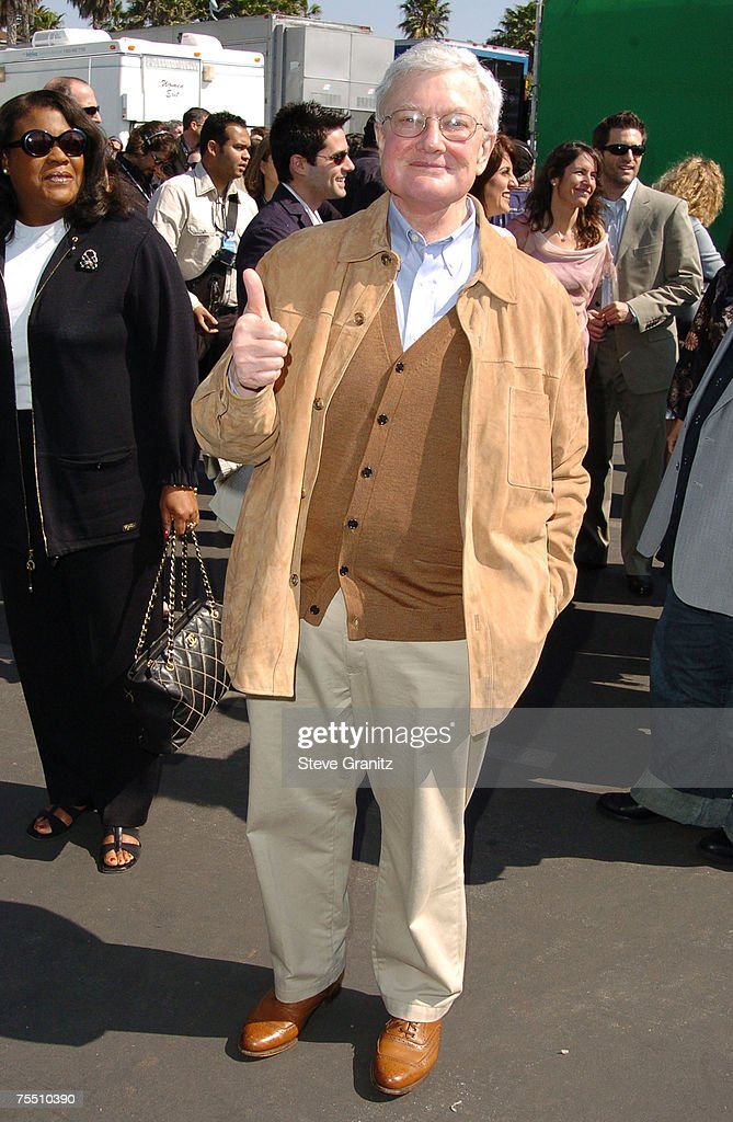 Roger Ebert in Santa Monica, California