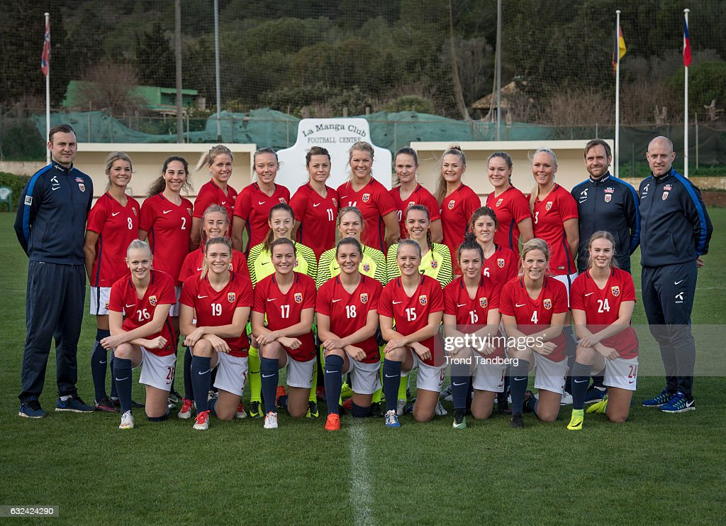 Norway Women Training Camp