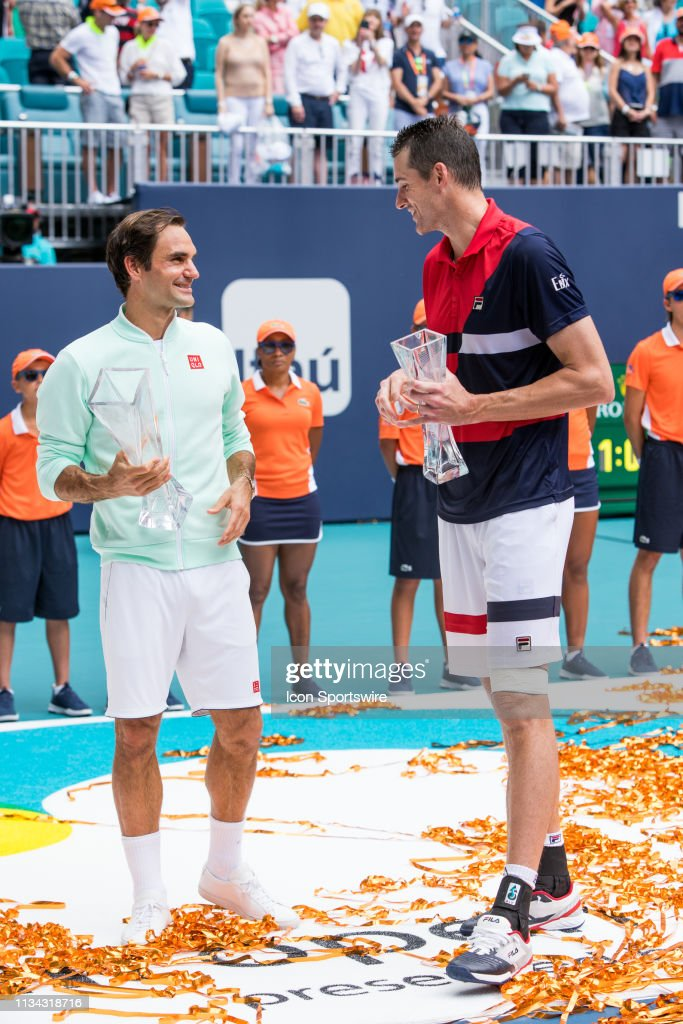TENNIS: MAR 31 Miami Open : News Photo