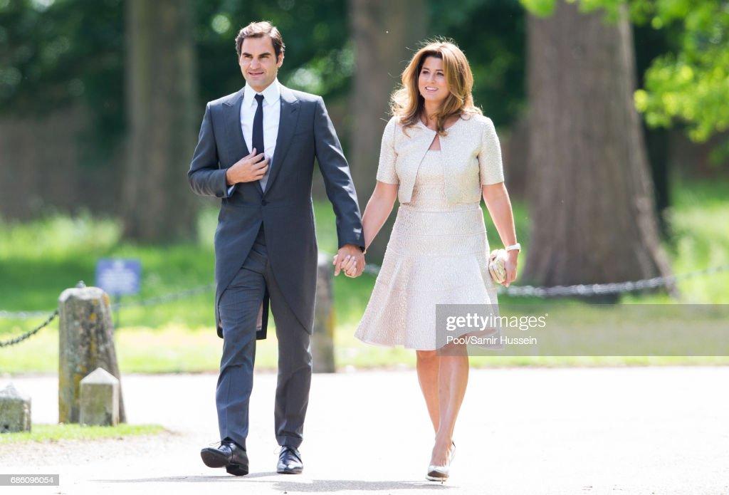 Wedding Of Pippa Middleton And James Matthews : Foto jornalística