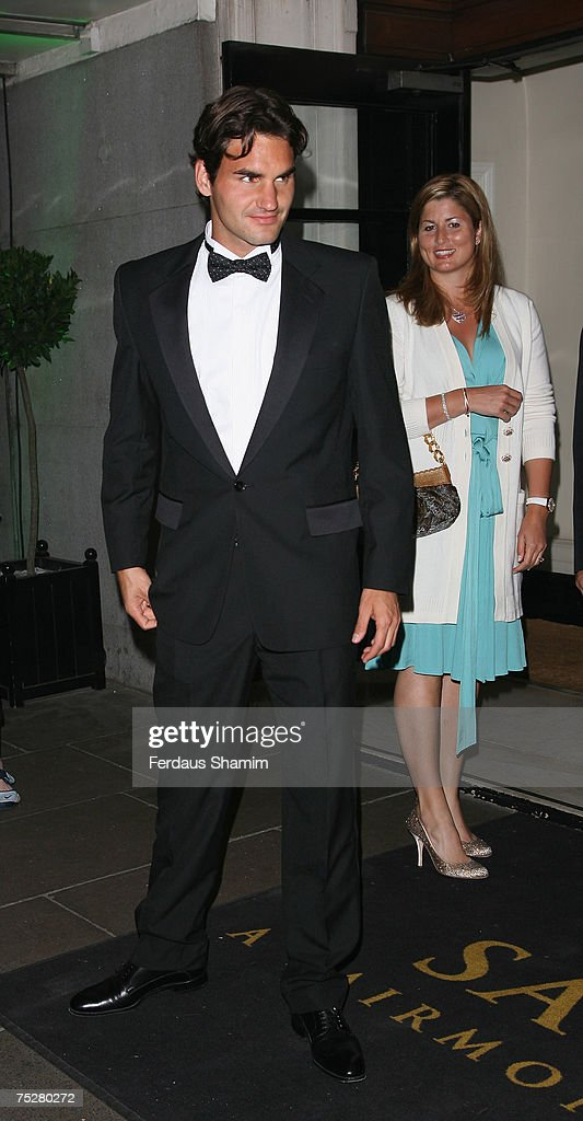 2007 Wimbledon Champions Dinner : ニュース写真