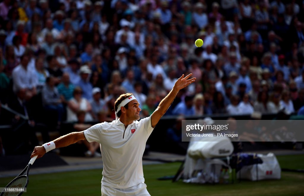 Wimbledon 2019 - Day Thirteen - The All England Lawn Tennis and Croquet Club : News Photo