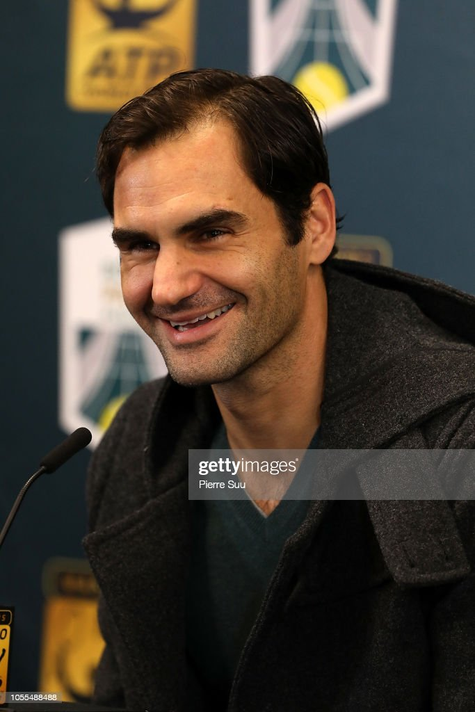 Celebrities At Rolex Paris Masters - Day Two : News Photo