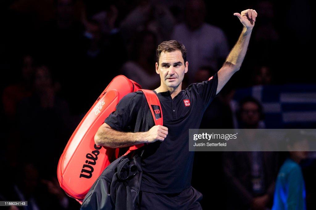 Nitto ATP Finals - Day Seven : News Photo