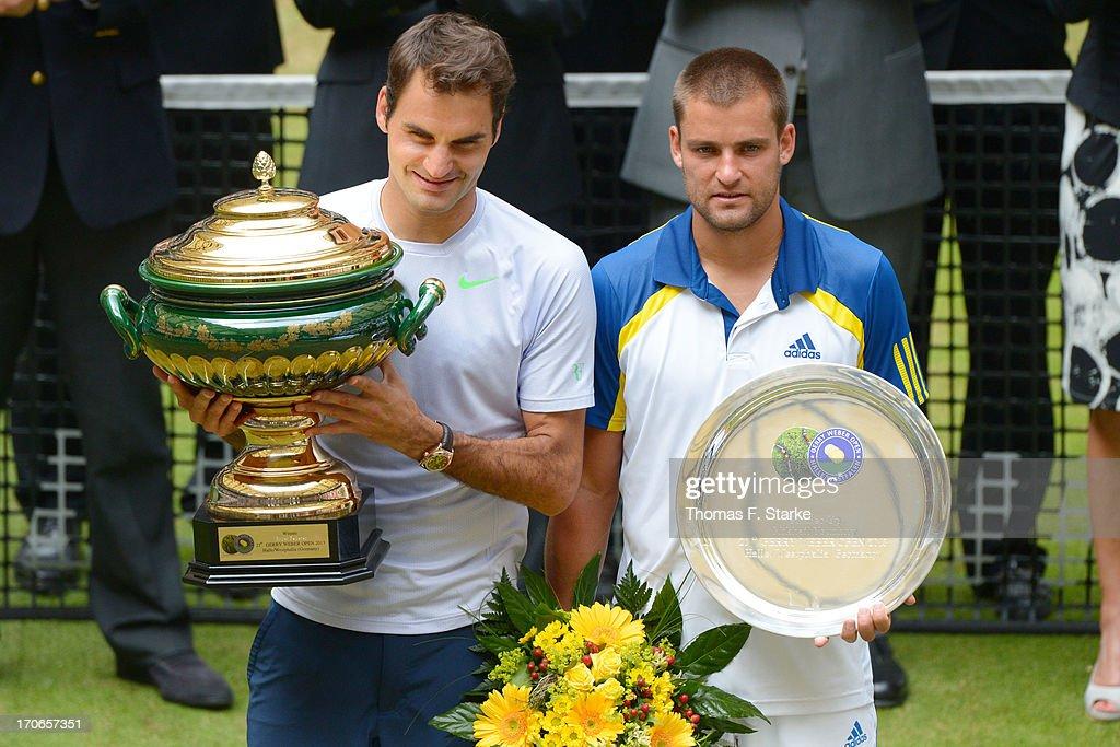 Gerry Weber Open - Final Day : News Photo