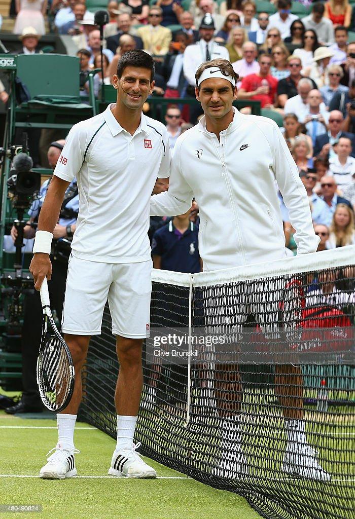 Day Thirteen: The Championships - Wimbledon 2015 : News Photo
