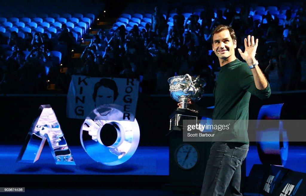 2018 Australian Open Draw : News Photo