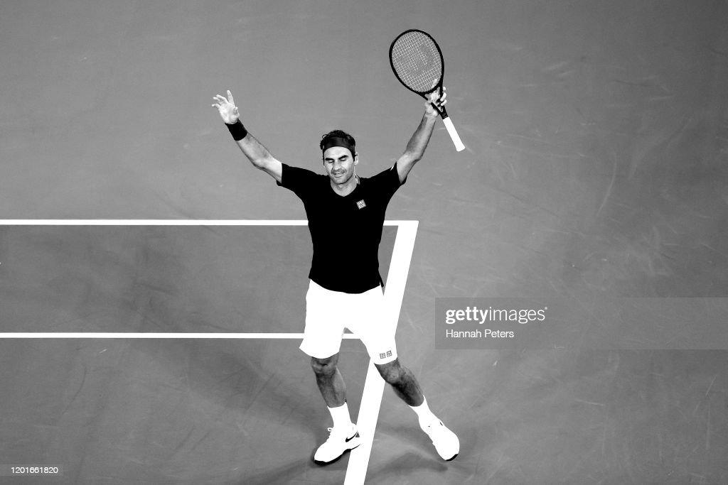 2020 Australian Open - Day 5 : News Photo
