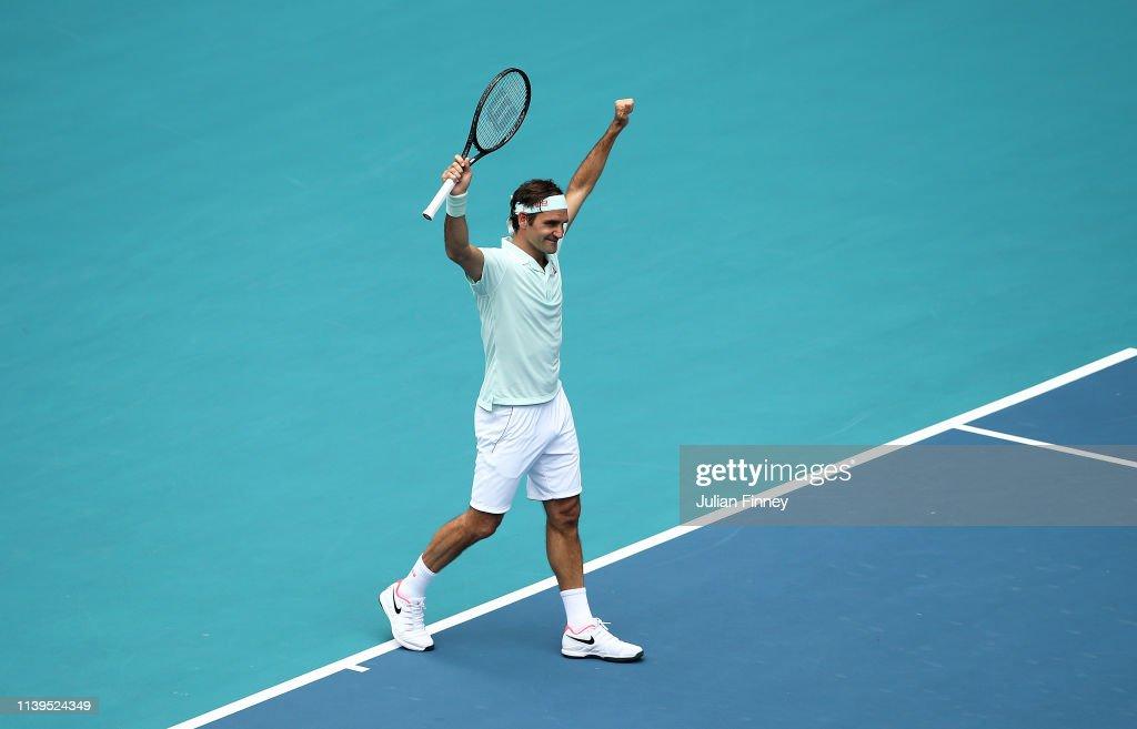 Miami Open 2019 - Day 14 : News Photo