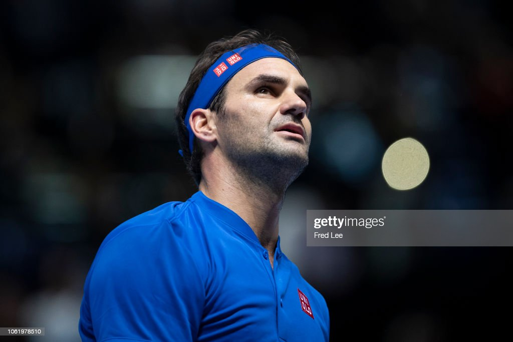 Nitto ATP Finals - Day Five : News Photo