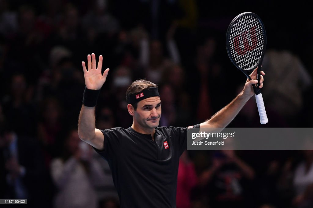 Nitto ATP Finals - Day Three : News Photo