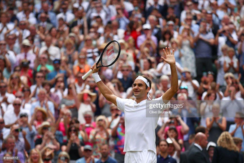 Day Thirteen: The Championships - Wimbledon 2017 : ニュース写真
