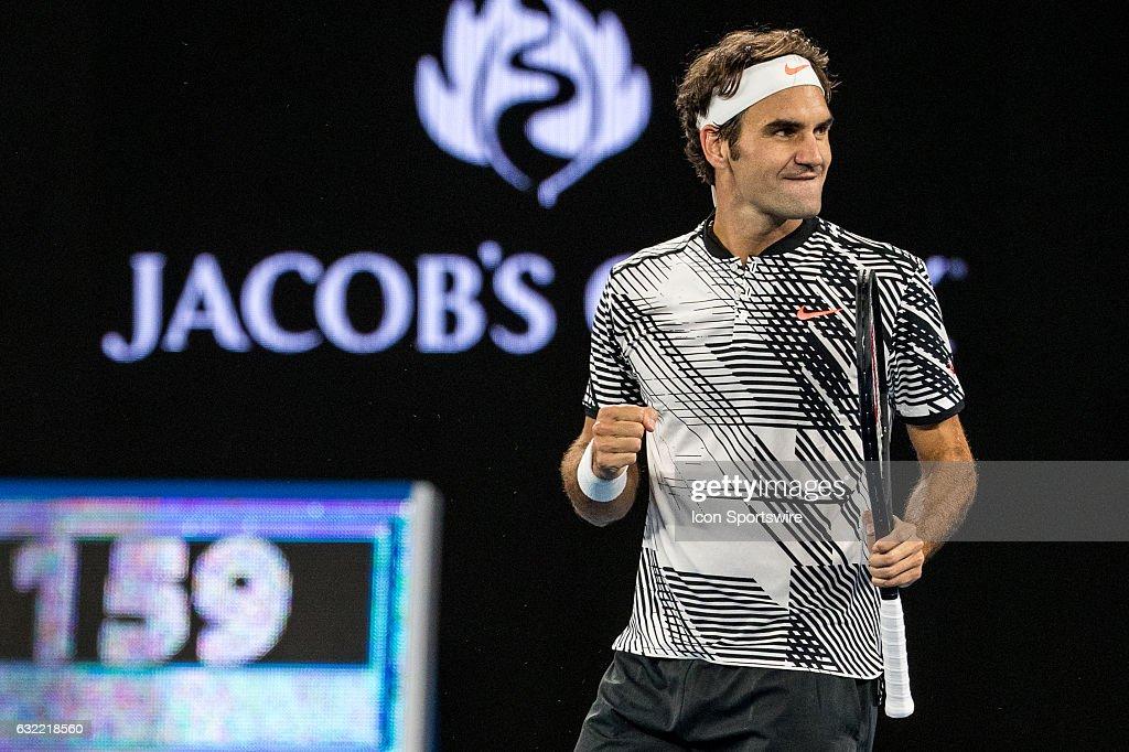 TENNIS: JAN 20 Australian Open : ニュース写真