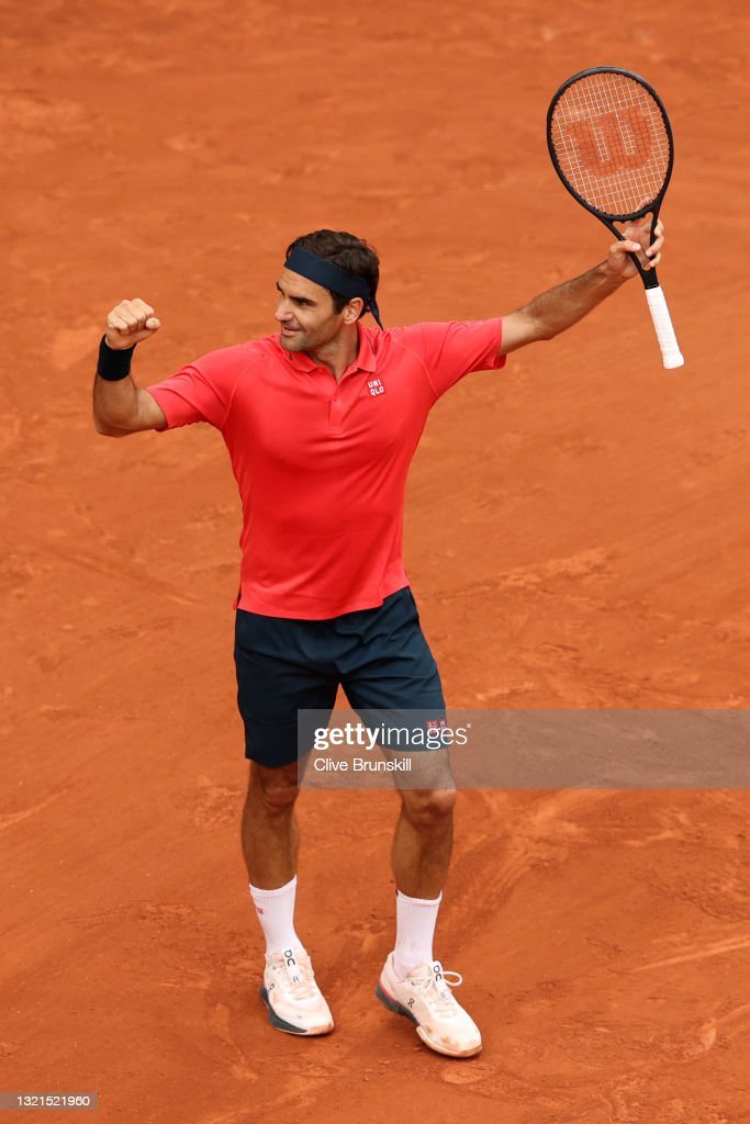 2021 French Open - Day Five : News Photo
