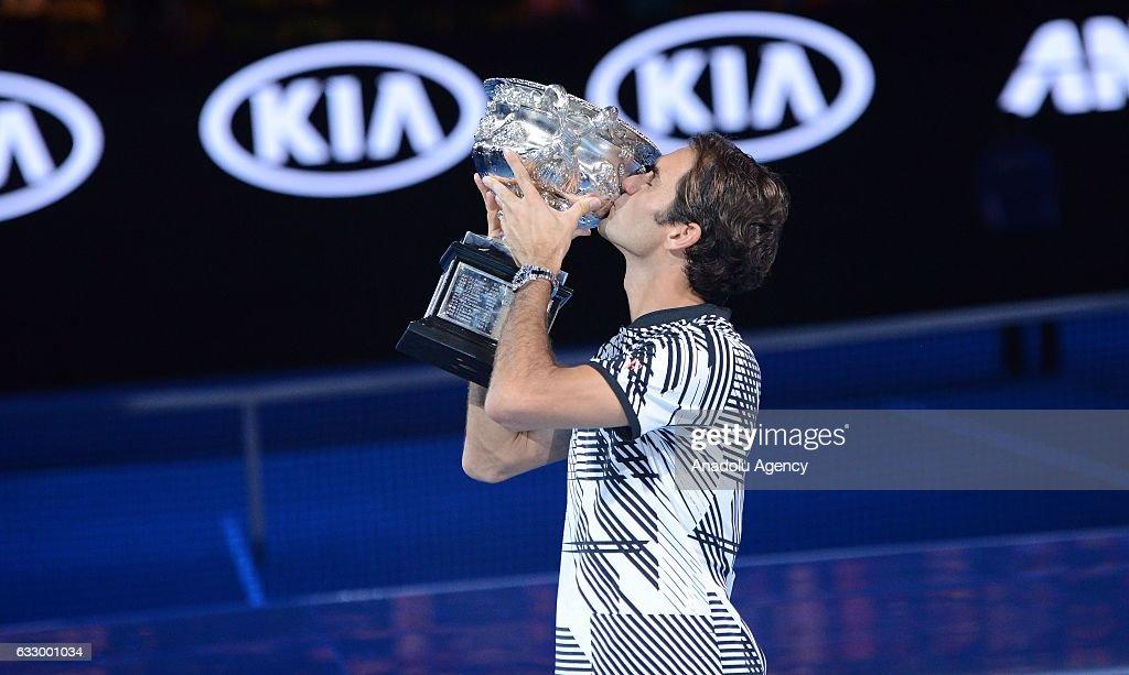 Australian Open 2017 : ニュース写真