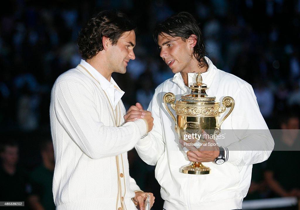 Wimbledon 2008 - Day 13 : News Photo