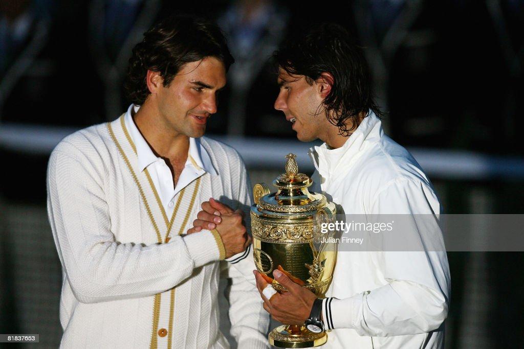 The Championships: Wimbledon 2008 - Day 13
