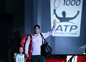 shanghai china roger federer switzerland enters