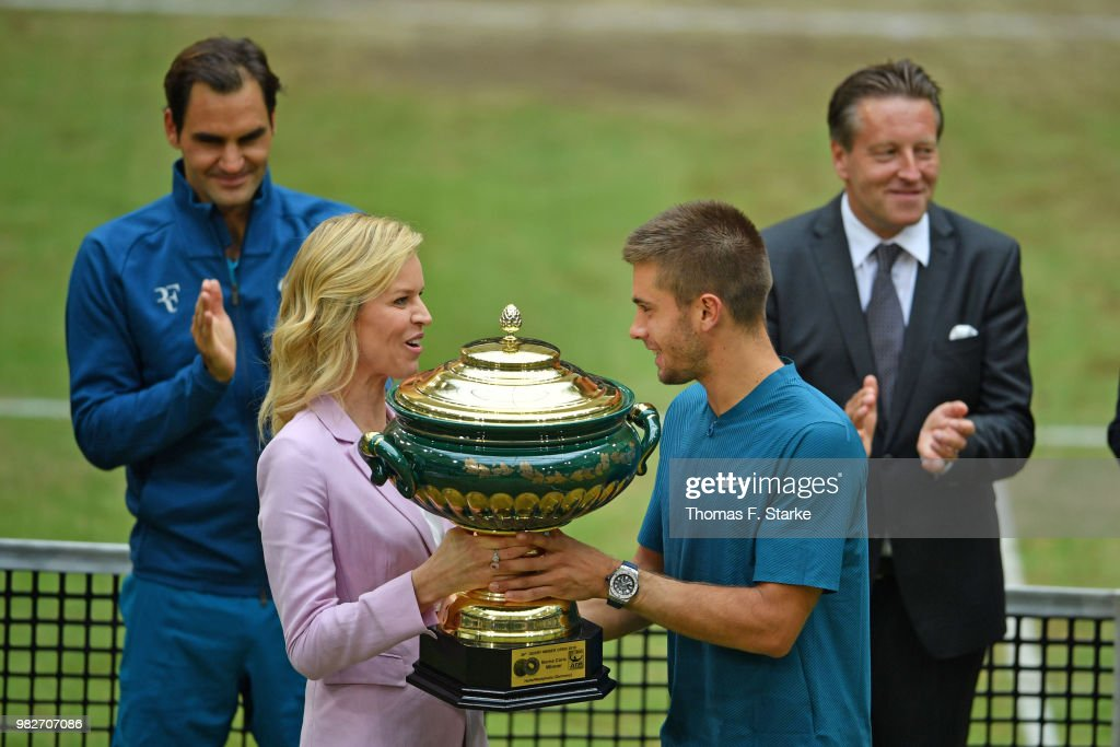 Gerry Weber Open - Day 7