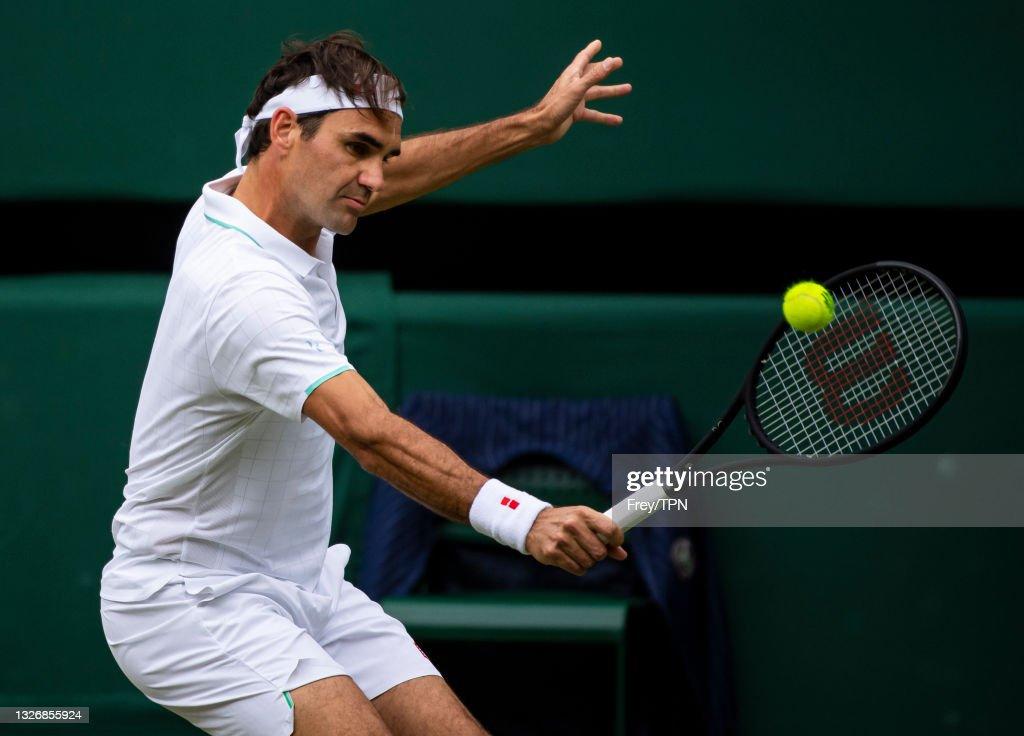 Day Six: The Championships - Wimbledon 2021 : News Photo
