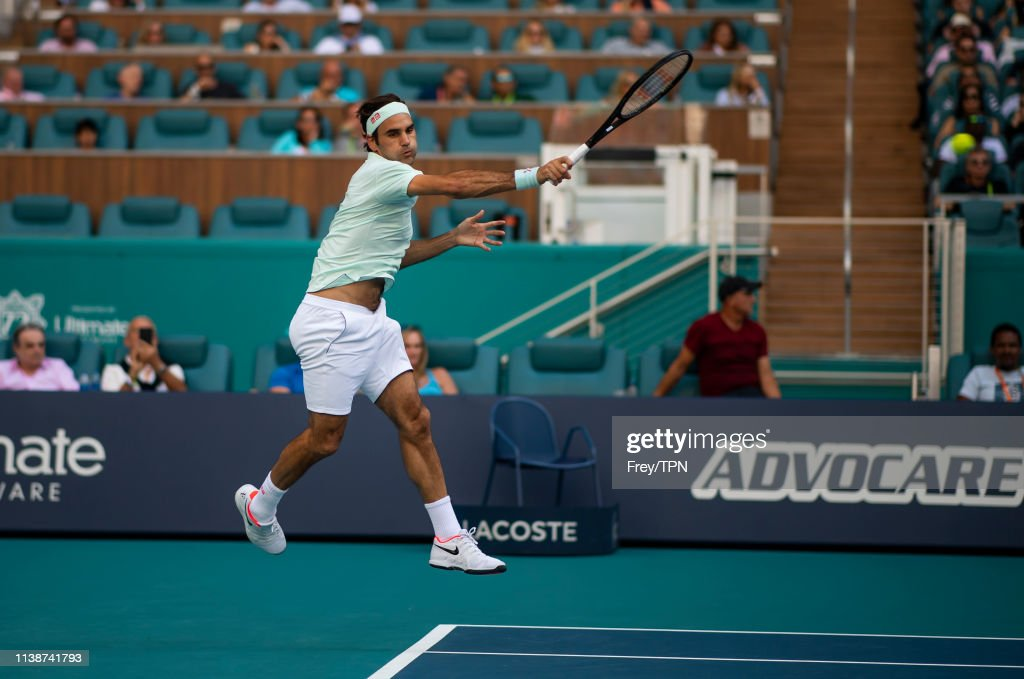 Miami Open 2019 - Day 10 : News Photo