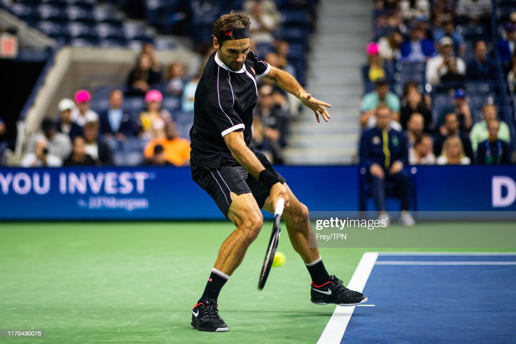 2019 US Open - Day 1 : News Photo