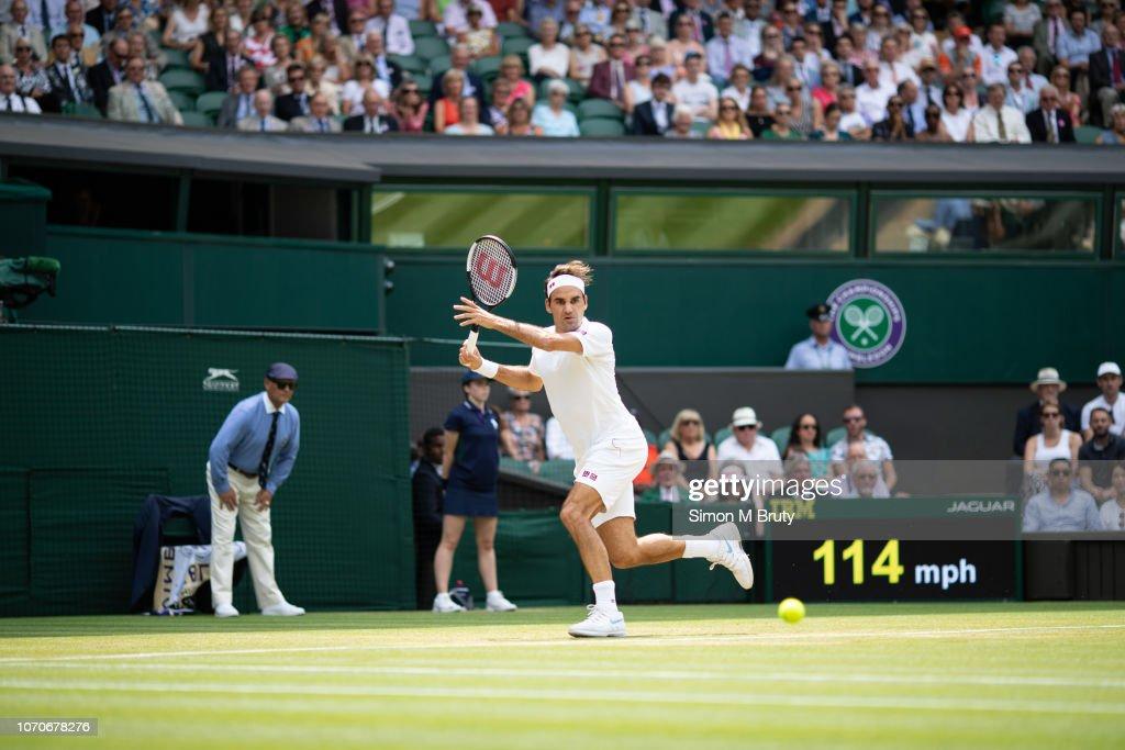 Day Seven: The Championships - Wimbledon : ニュース写真