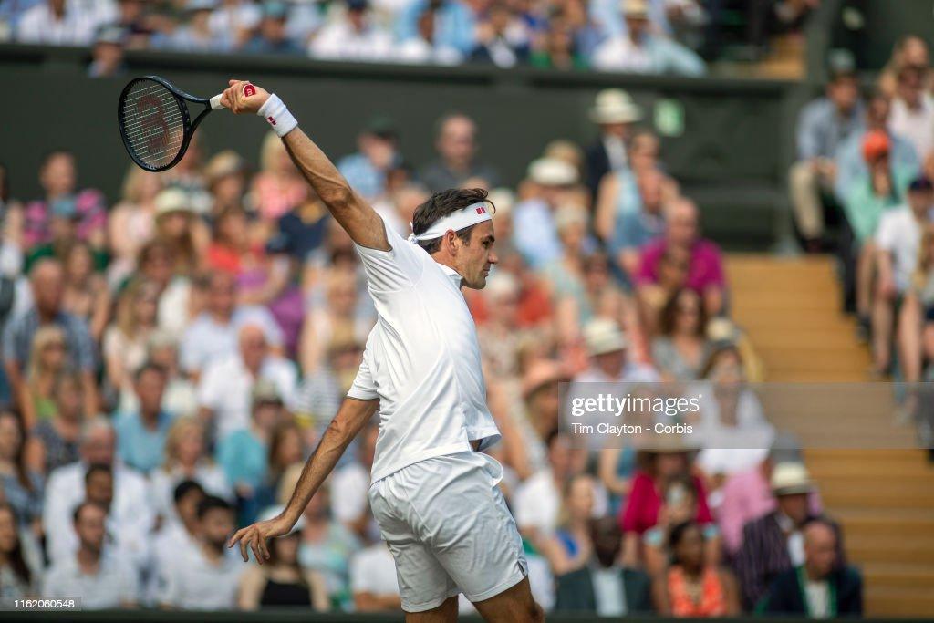 The Championships - Wimbledon 2019 : Foto di attualità
