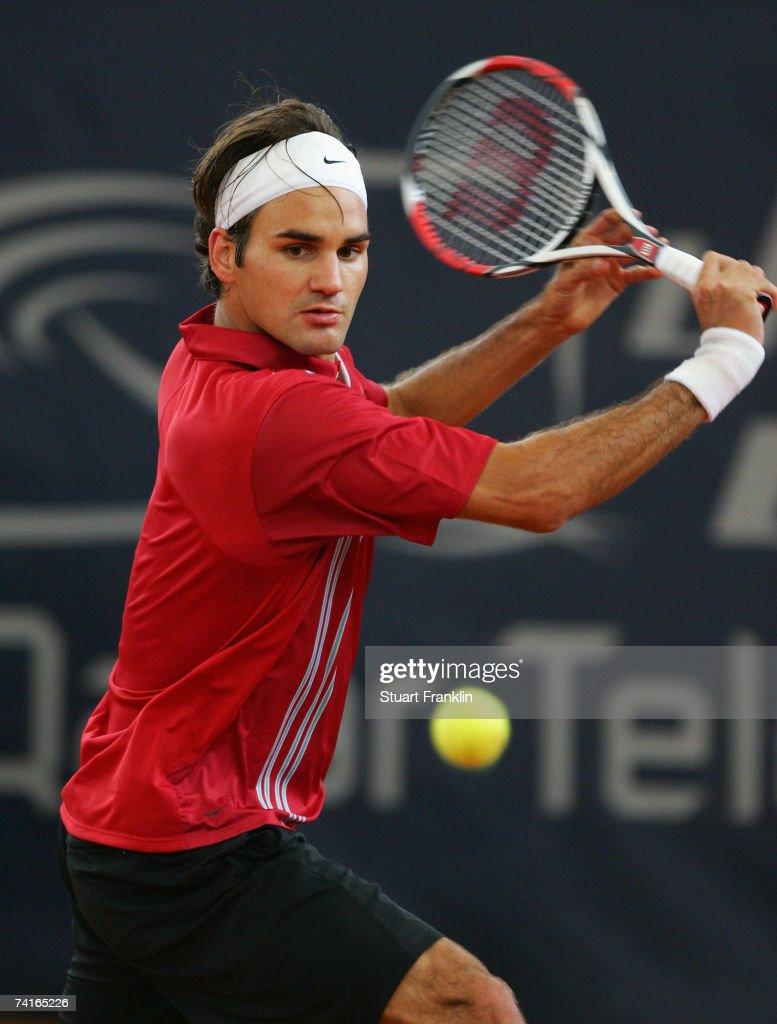 ATP Masters Series Hamburg 2007 - Day 3 : News Photo