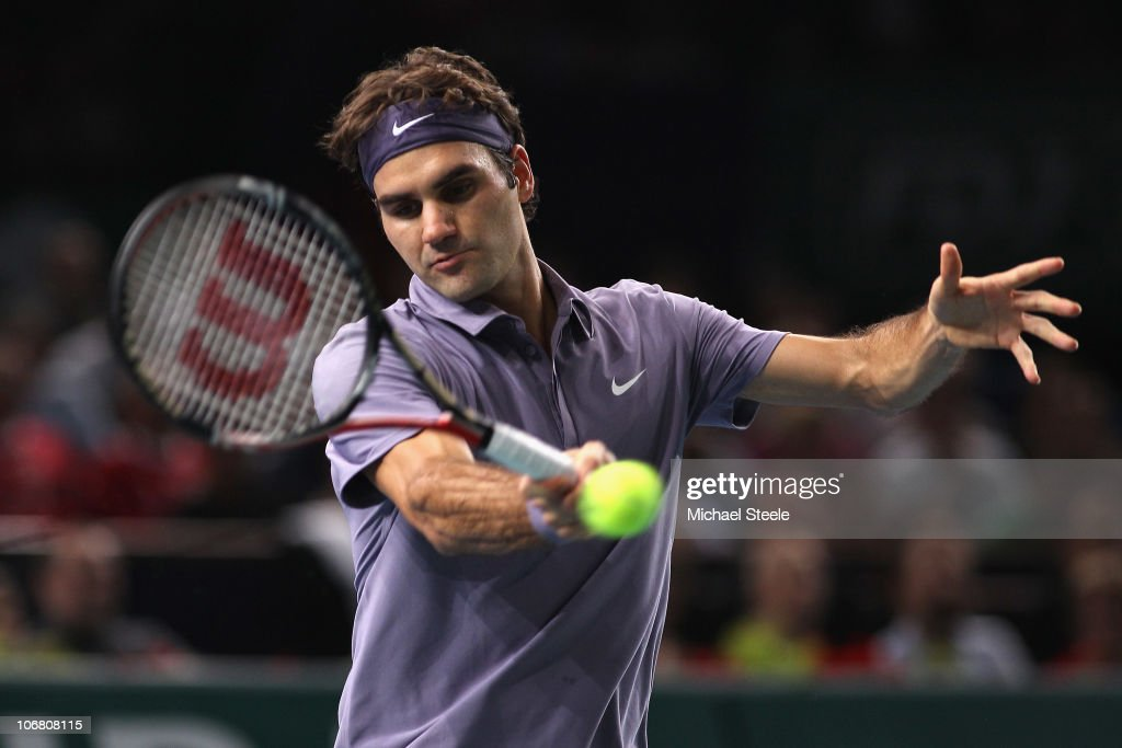 ATP Masters Series Paris - Day Seven : News Photo