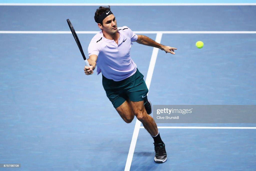 Day Seven - Nitto ATP World Tour Finals : Foto di attualità