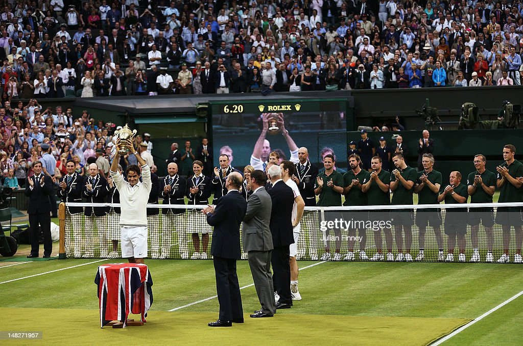 The Championships - Wimbledon 2012: Day Thirteen : News Photo