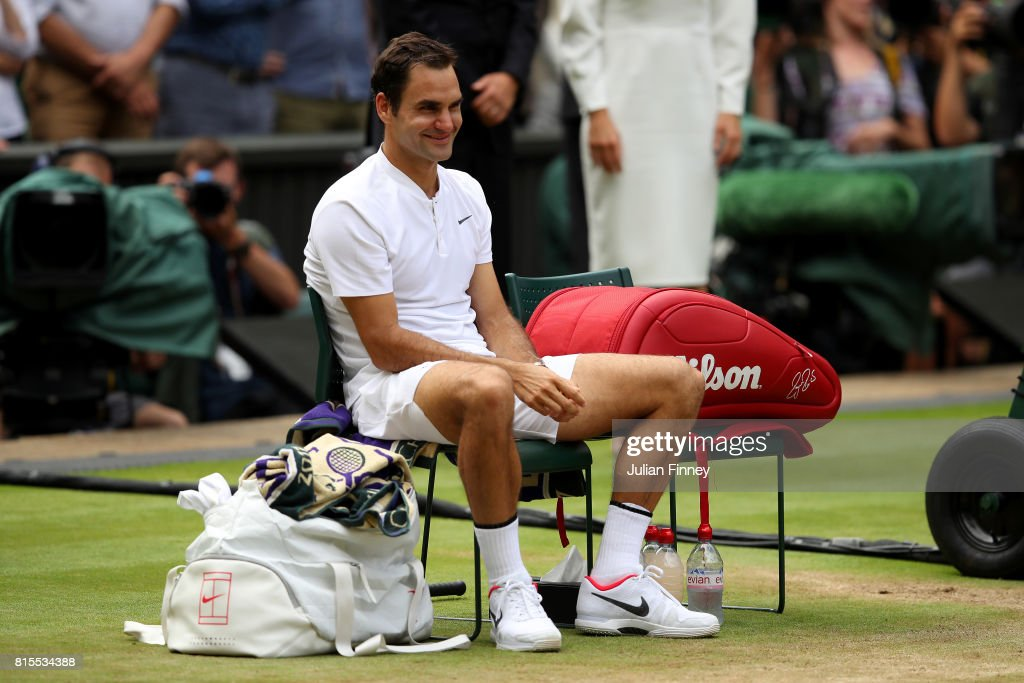 Day Thirteen: The Championships - Wimbledon 2017 : News Photo