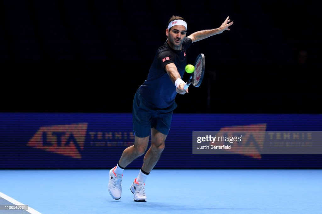 Nitto ATP Finals - Previews : News Photo