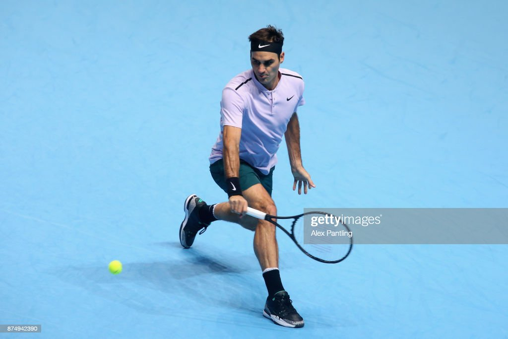 Day Five - Nitto ATP World Tour Finals : ニュース写真