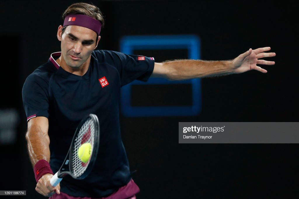 2020 Australian Open - Day 3 : News Photo