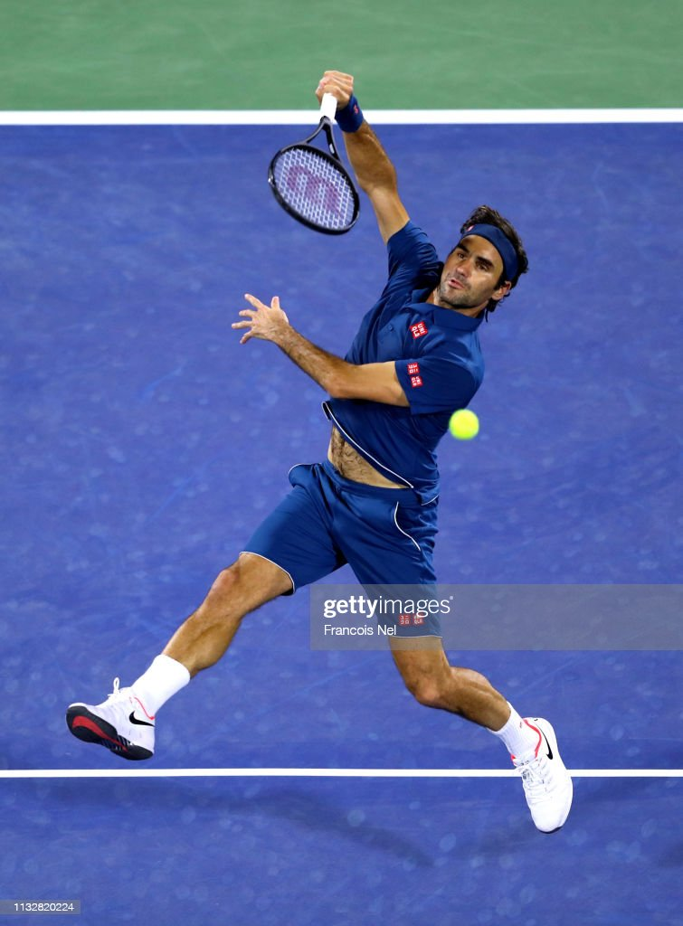 Dubai Duty Free Tennis Championships - Day Twelve : News Photo