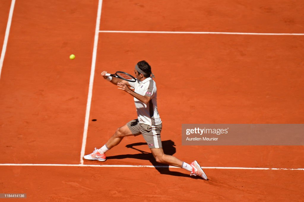 2019 French Open - Day Thirteen : ニュース写真