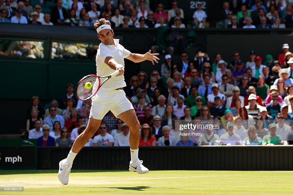 Day Nine: The Championships - Wimbledon 2016 : ニュース写真
