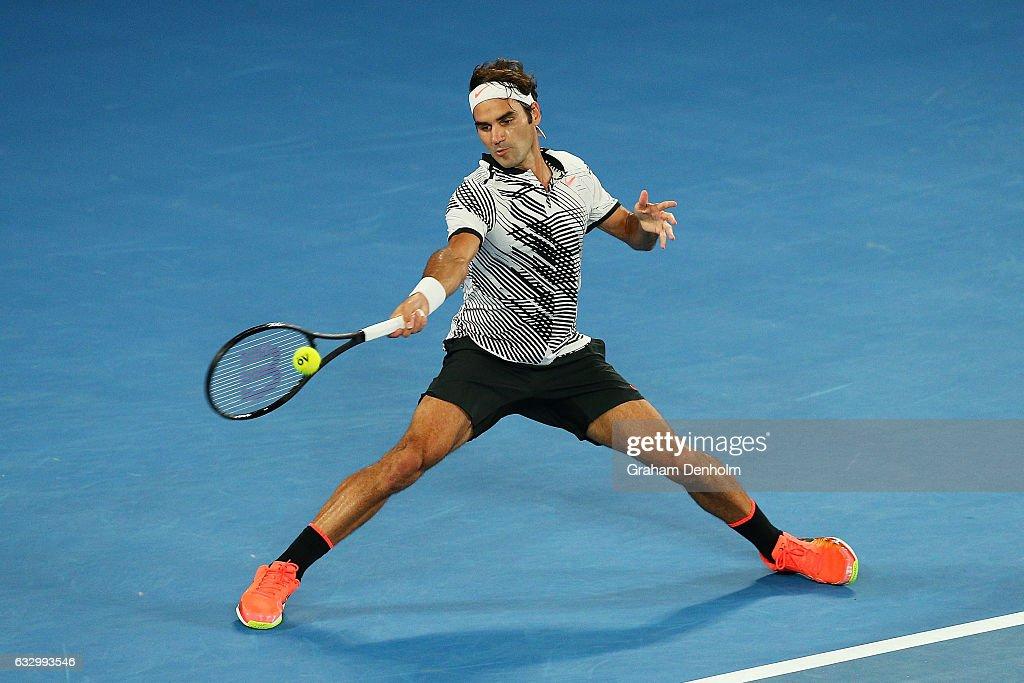 2017 Australian Open - Day 14 : News Photo