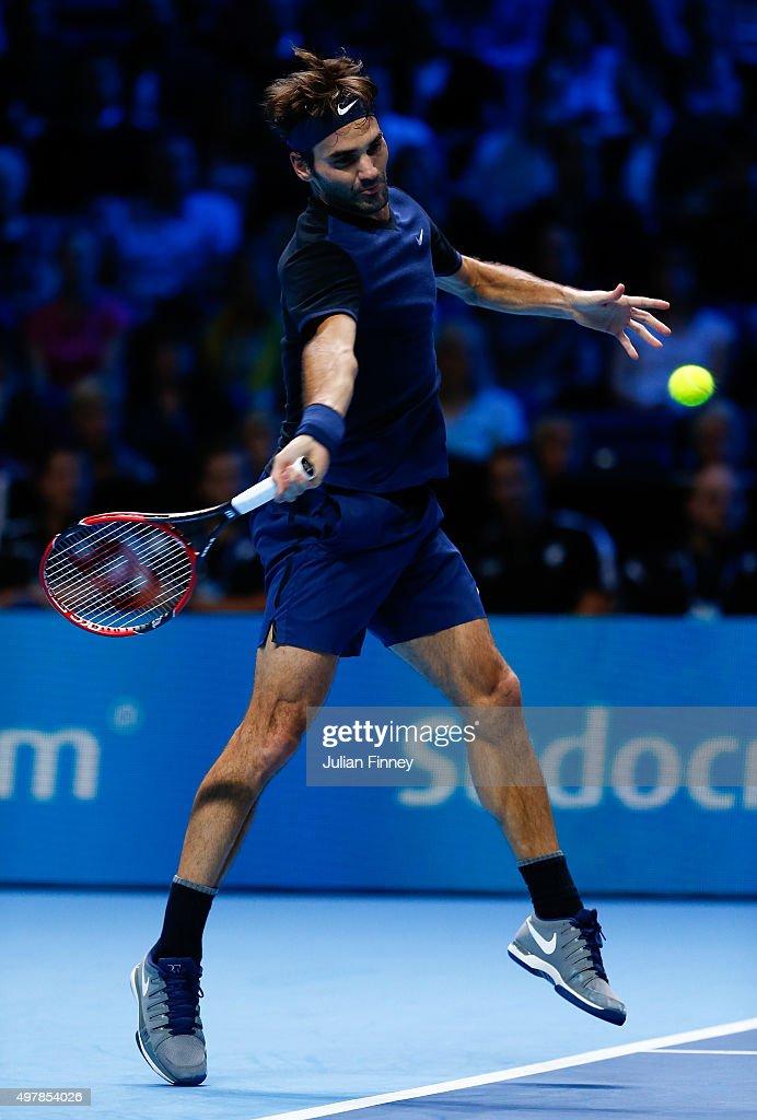 Barclays ATP World Tour Finals - Day Five : ニュース写真