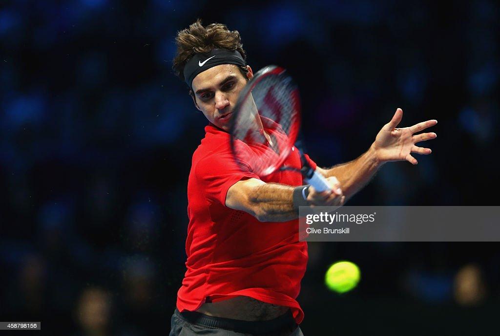 Barclays ATP World Tour Finals - Day Three : News Photo