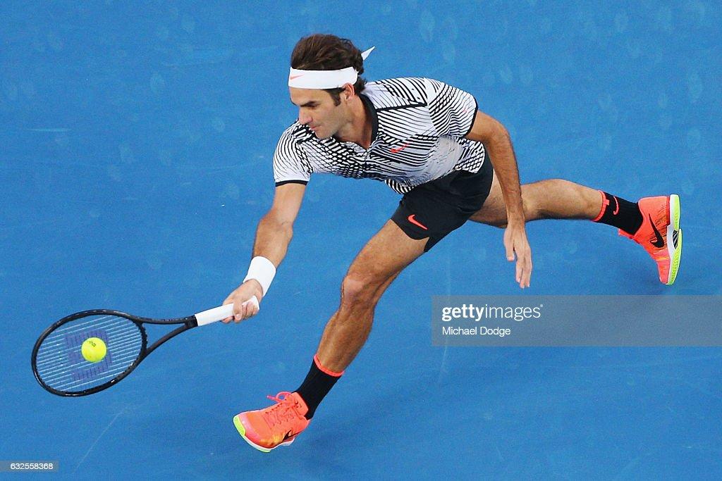 2017 Australian Open - Day 9 : ニュース写真