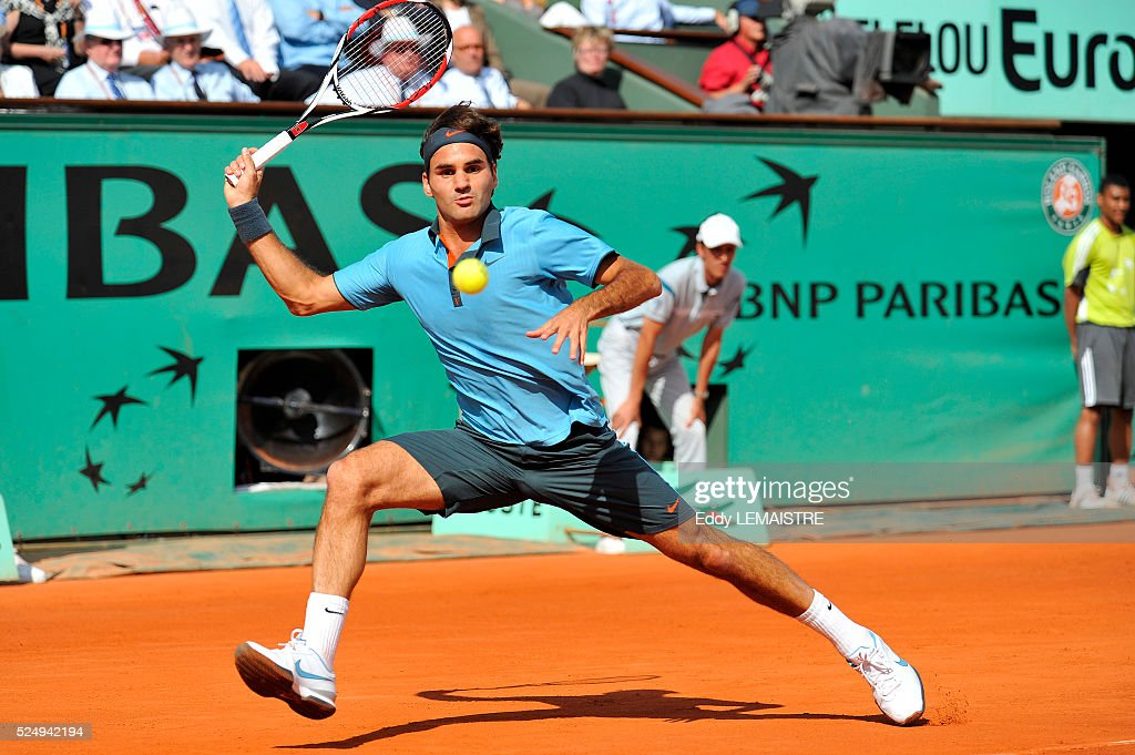 Tennis - The French Open at Roland Garros : News Photo