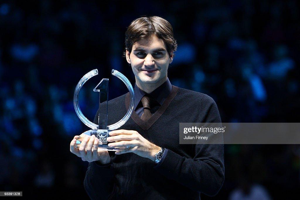 ATP World Tour Finals - Day Four : News Photo