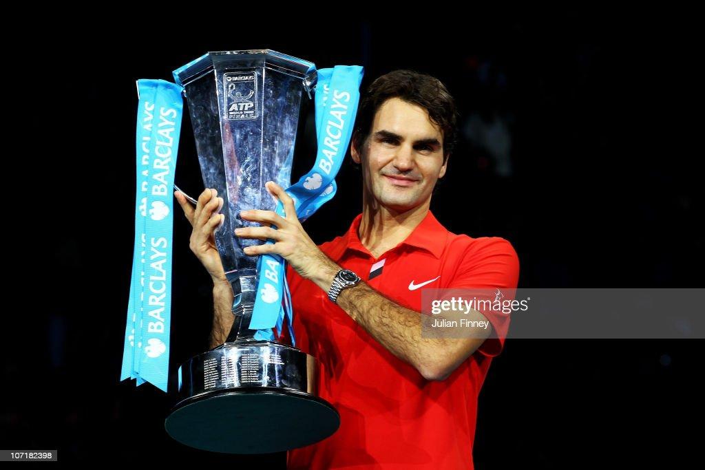 ATP World Tour Finals - Day Eight : Fotografia de notícias